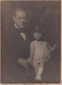 Grandpa with Mom