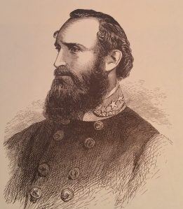 The beloved Stonewall Jackson