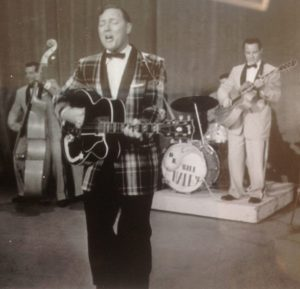 The Maestro himself, Bill Haley & Comets